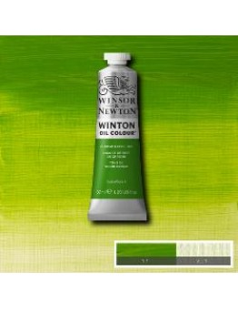 WINTON  CHROME GREEN HUE