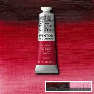 WINTON  PERMANENT CRIMSON LAKE