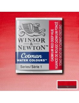COTMAN CADMIUM RED DEEP HUE