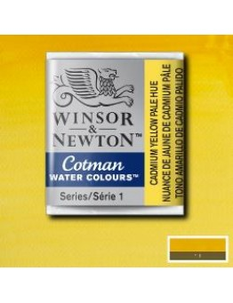 COTMAN CADMIUM YELLOW PALE HUE