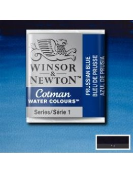 COTMAN PRUSSIAN BLUE