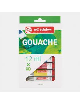 TAC GOUACHE SET 8