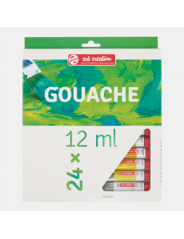 TAC GOUACHE SET 24