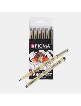 PIGMA MANGA SET 6