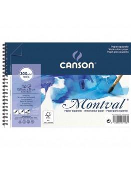 CANSON AB MONTVAL, SPIRALA, 270 g