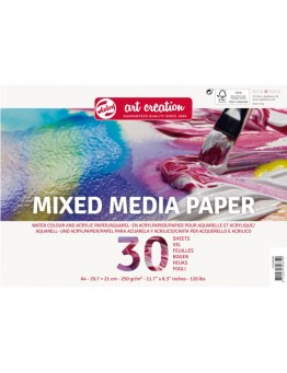 BLOK MIXED MEDIA, 250 g