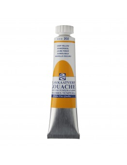 GOUACHE 20ML DEEP YELLOW