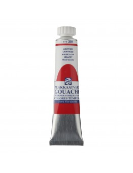 GOUACHE 20ML LIGHT RED